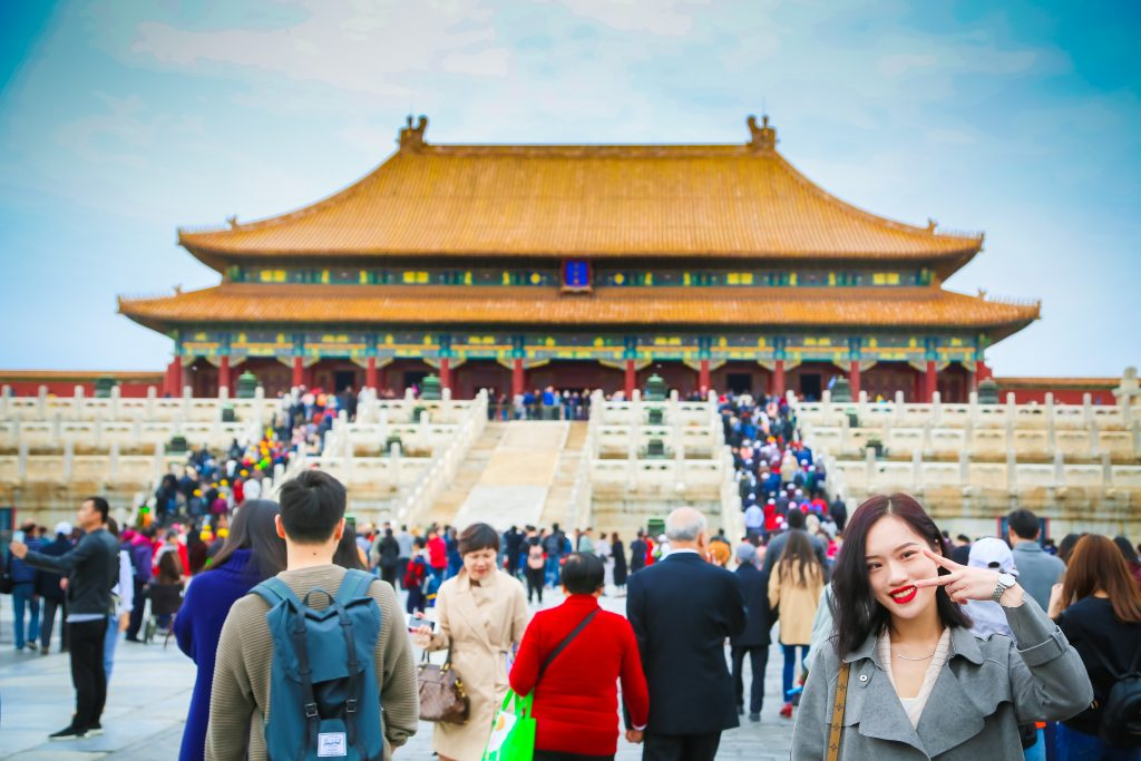 Top places in china