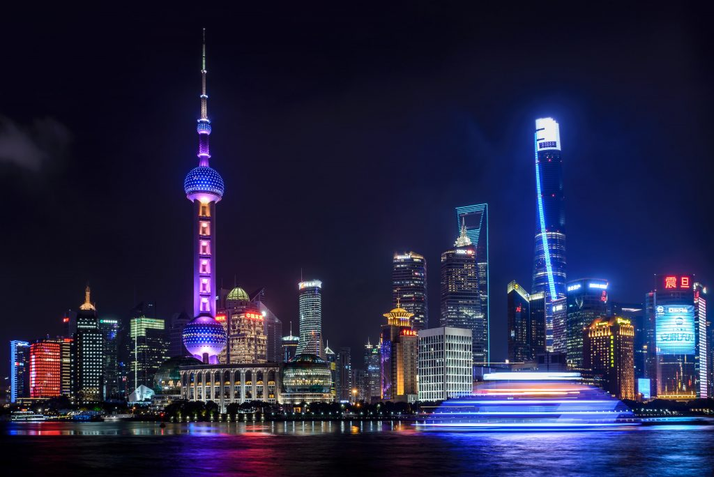 Top places in china, Shanghai