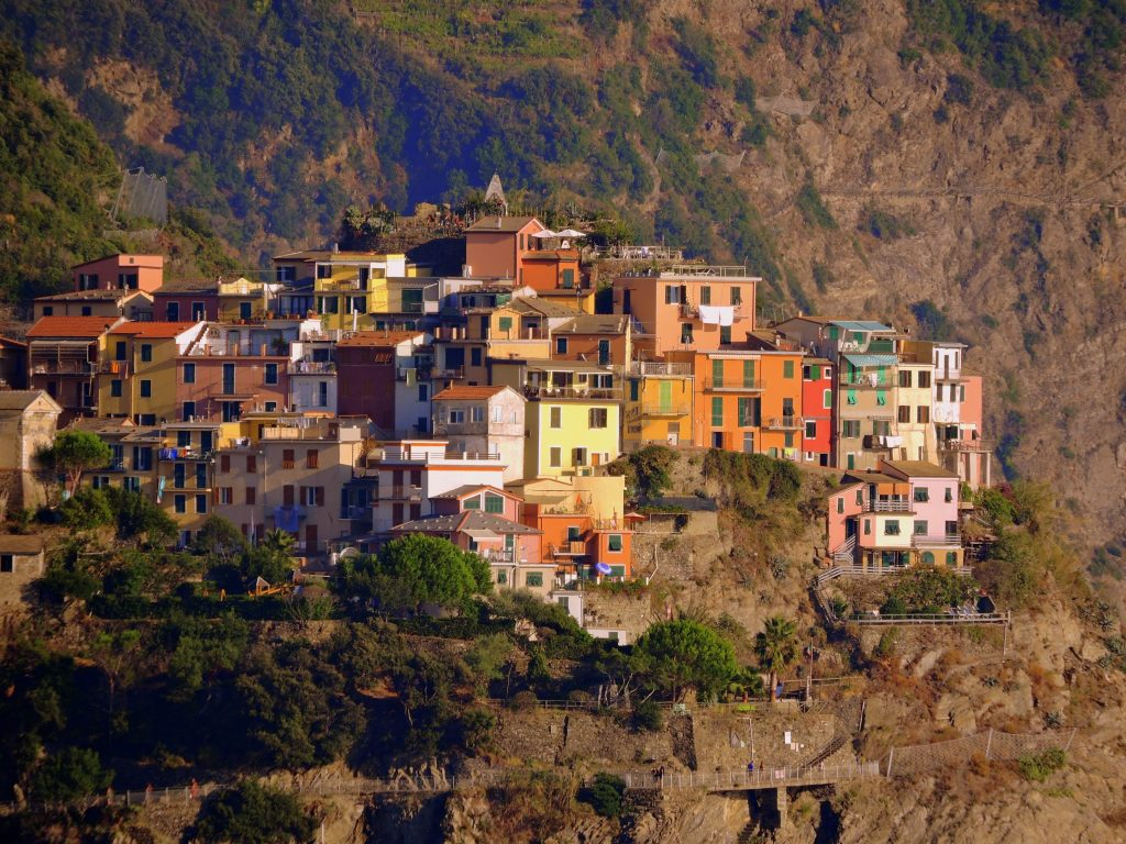 Top places in Italy,  Cinque Terre