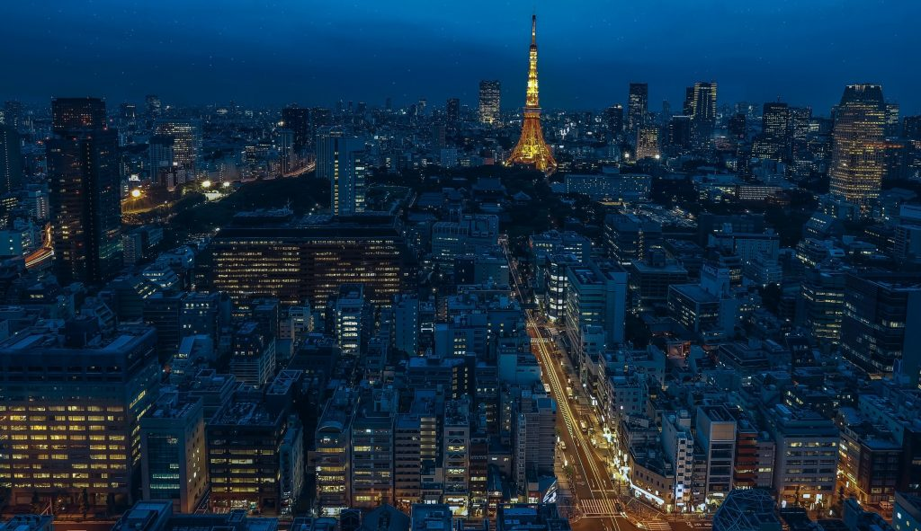Top places in Japan, TOKYO