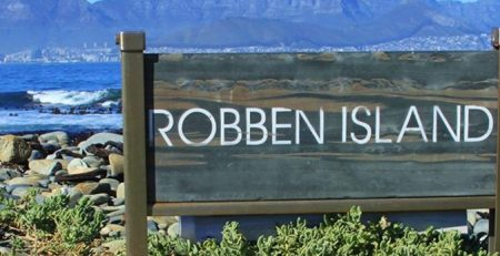 Top places South Africa, robben island