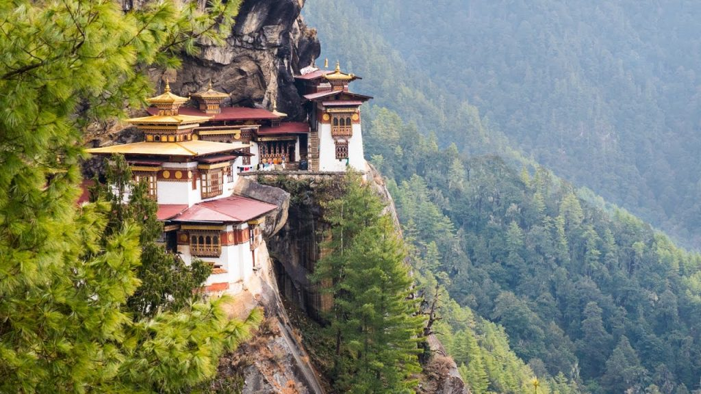 Top place in Bhutan ,Tiger's Nest Monastery