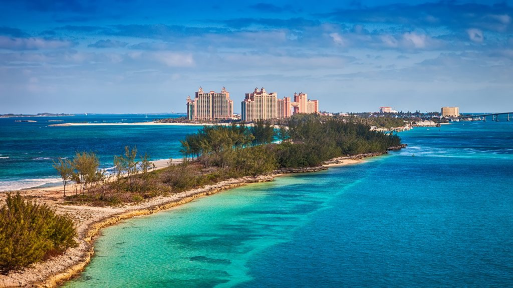 Top places in the bahamas, Nassau, New Providence