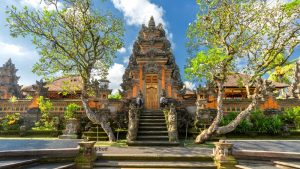 Ubud, top pace in Indonesia