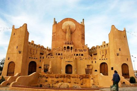 Top Places in Algeria