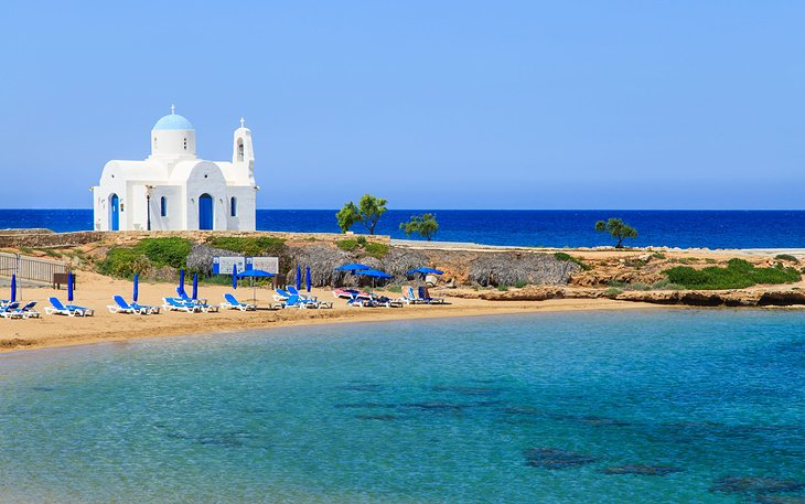 Top Places in Cyprus