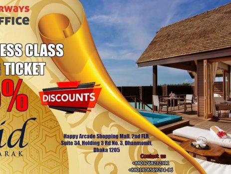 Air Ticket Discount Offer