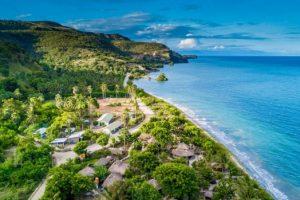 Atauro Island In East Timor