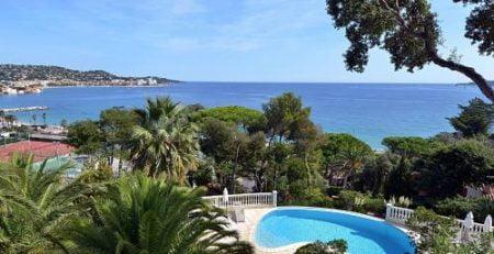 Sainte-Maxime Beach Town