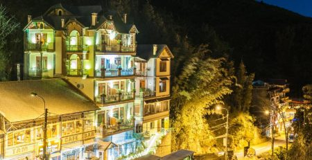 Sapa Center View Hotel
