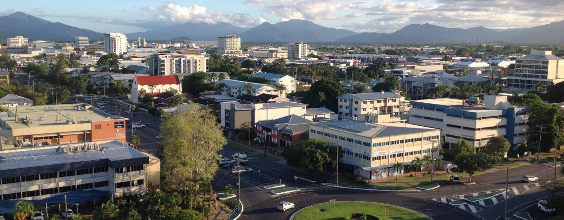 Cairns A city Of Cairns Region