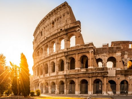 Colosseum A New Wonder of Rome