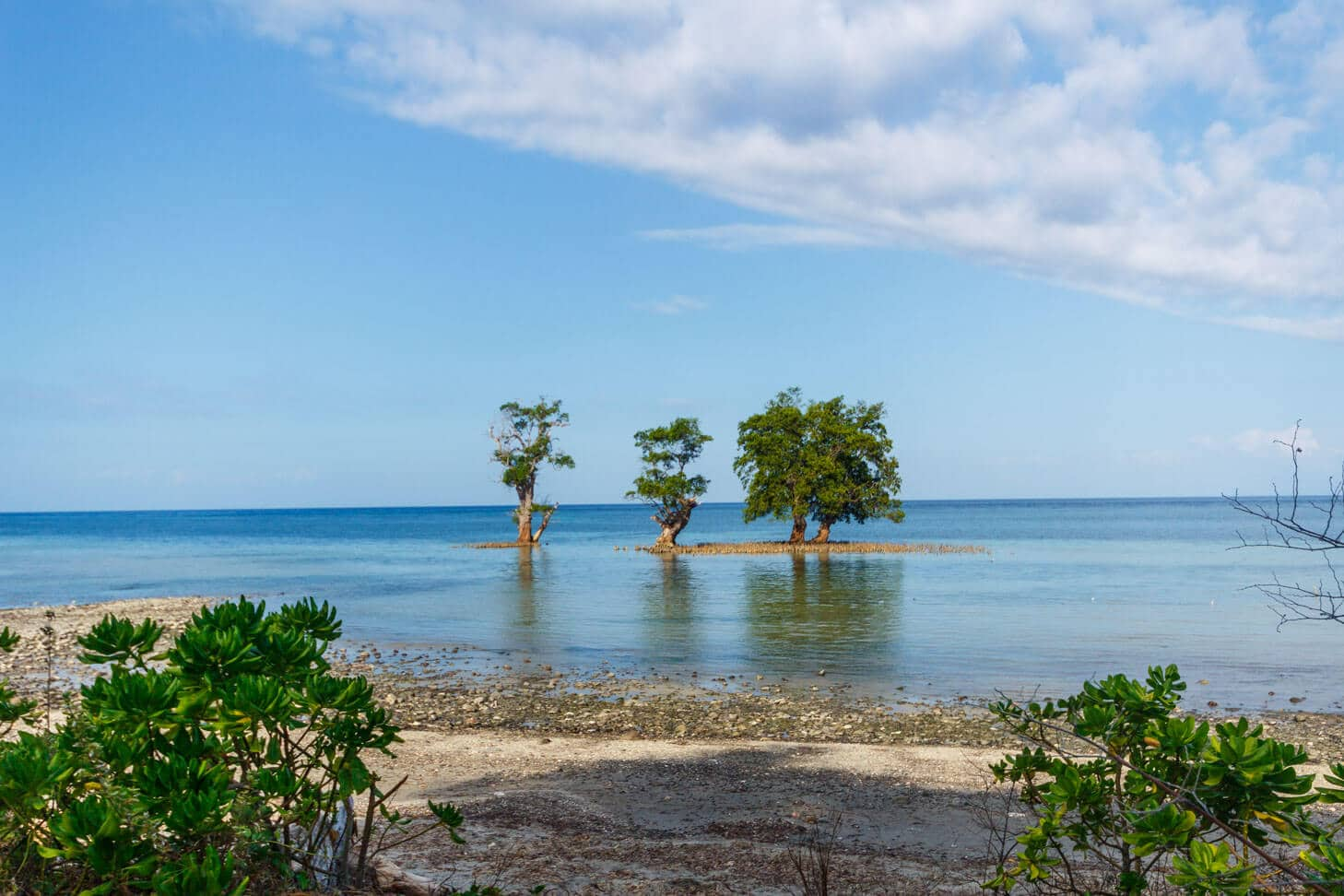 Atauro Island In East Timor