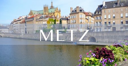 Metz A City In Northeast France