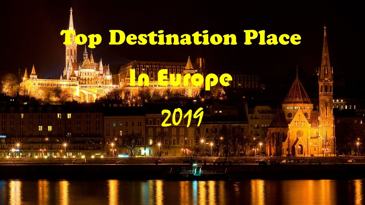 destination Place In Europe