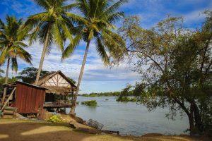 Si Phan Don Islands In Laos