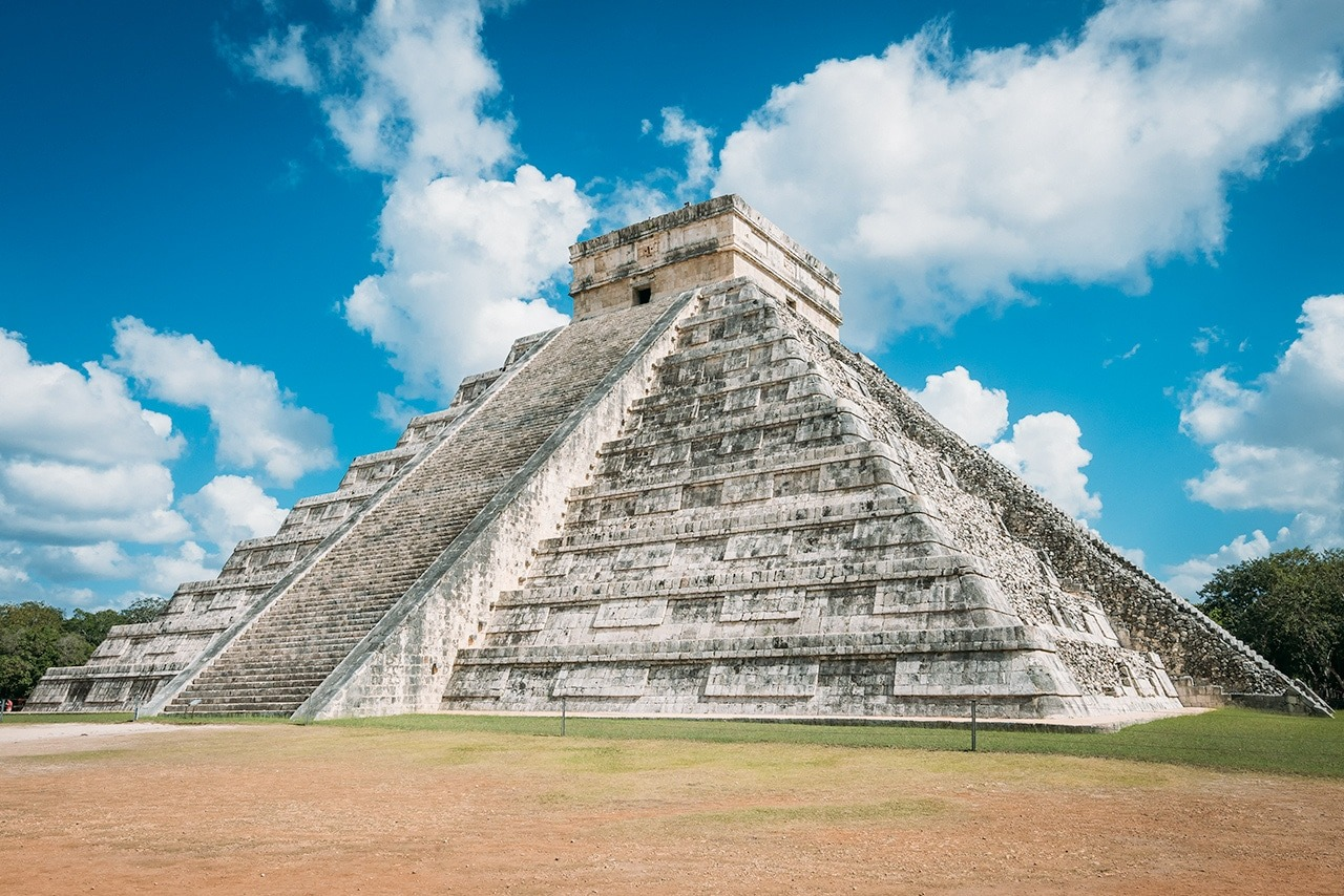 Chichen Itza The Maya Temple
