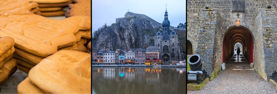 Dinant A Lovely Small Town