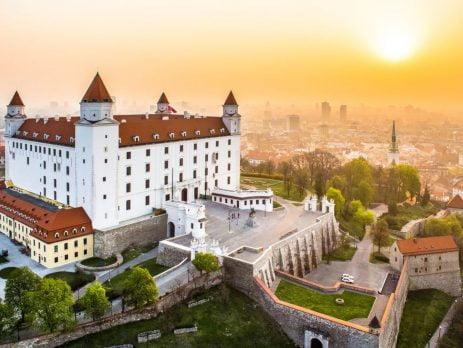 Bratislava The Capital of Slovakia