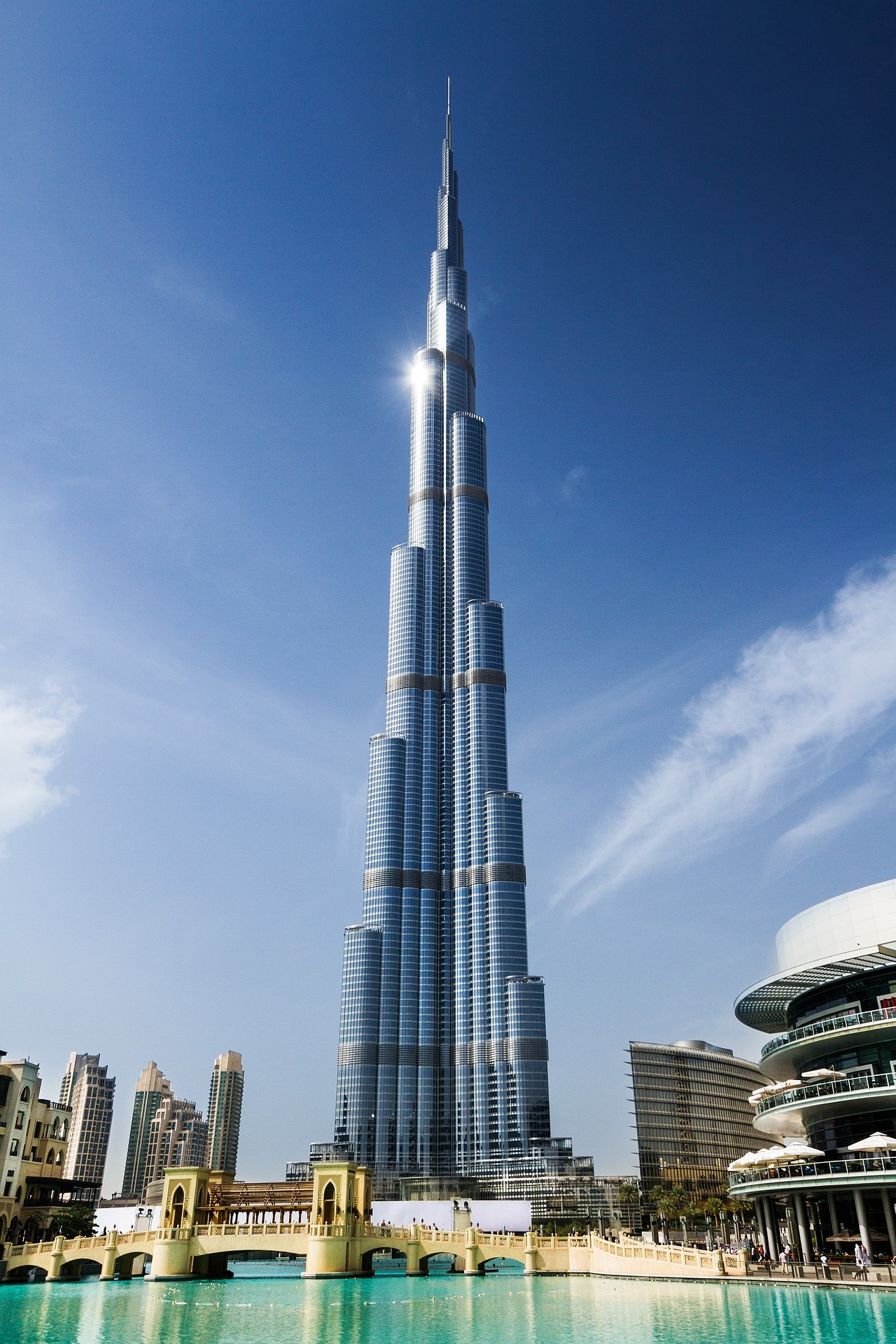 The Most Famous Place In Dubai Burj Khalifa