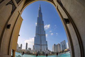 The Most Famous Place In Dubai Burj Khalifa