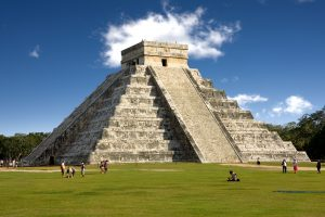 Chichen Itza The Maya Temple