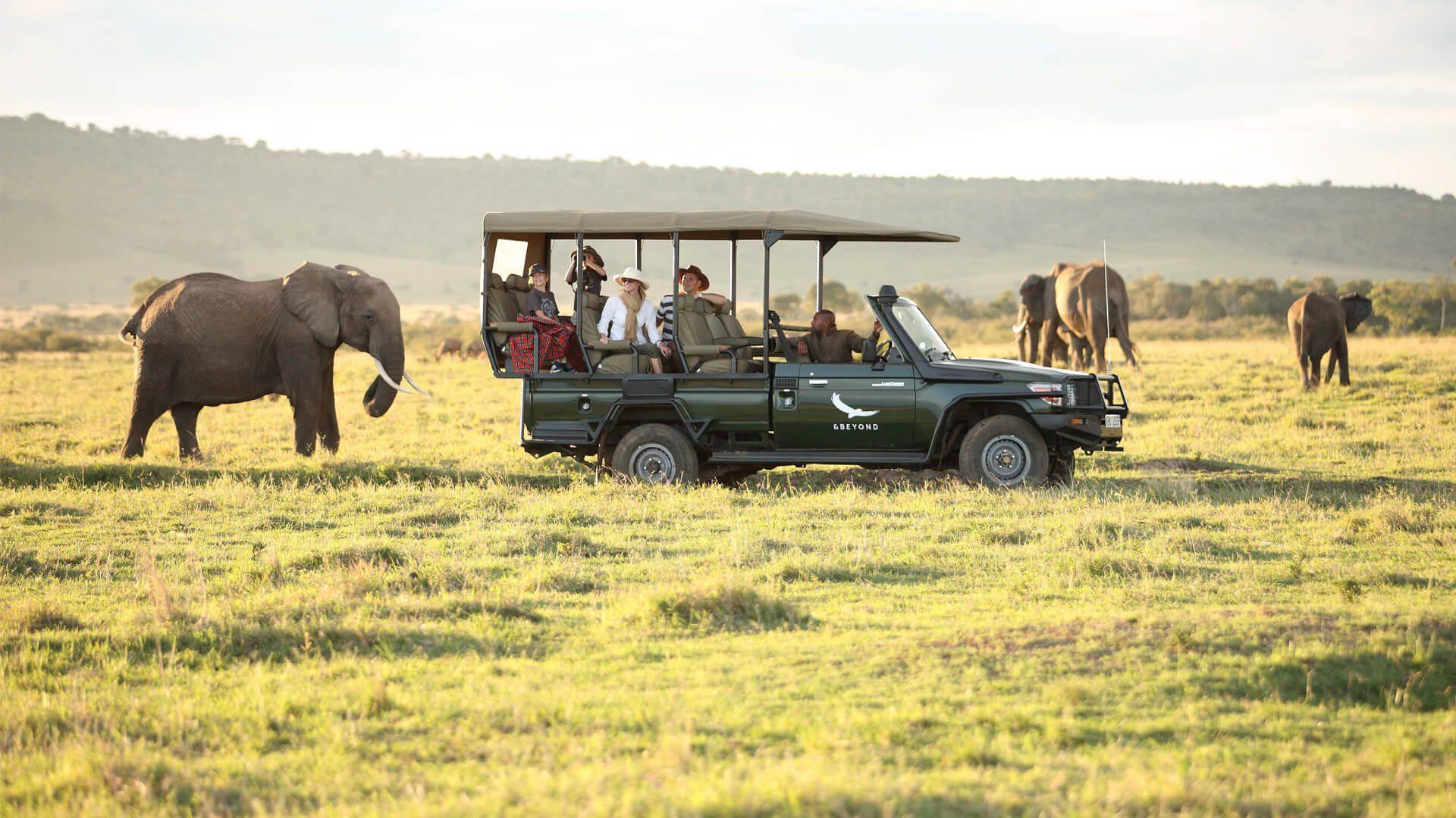 Masai Mara The Best Place for Safari in Kenya