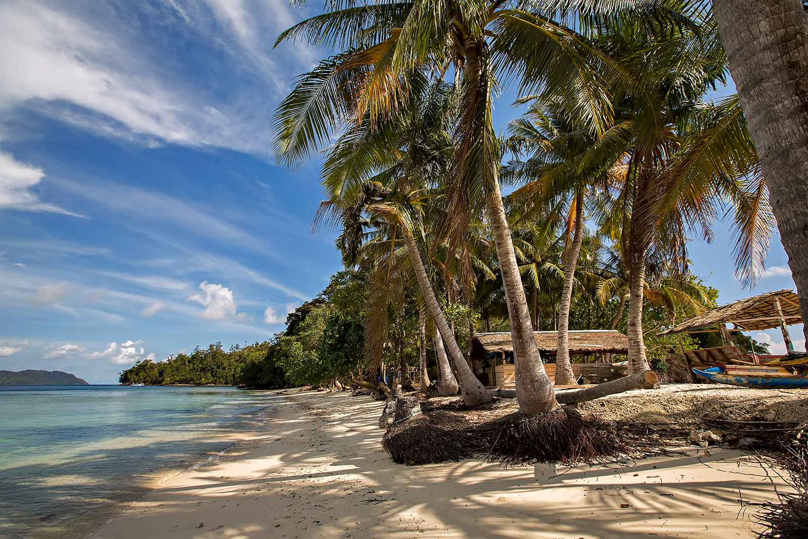 is an excellent place. Indonesians were unaware of the tsunami until the very first huge wave crashed along the shores.