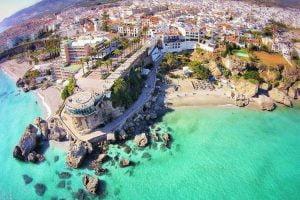 Malaga A City Of Spain