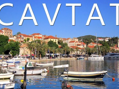 Cavtat A Village in Croatia