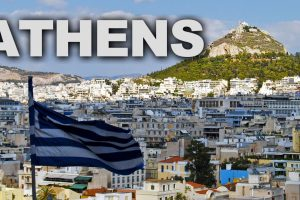 Athens The Capital of Greece