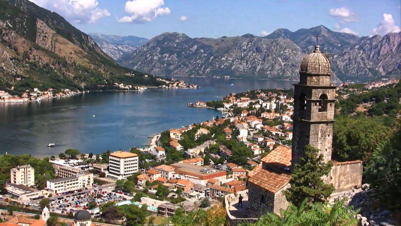 Kotor A Coastal Town in Montenegro