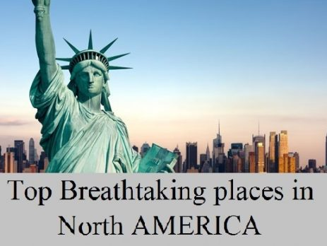 Breathtaking places in AMERICA