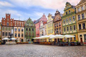 Poznan A City On The Warta River