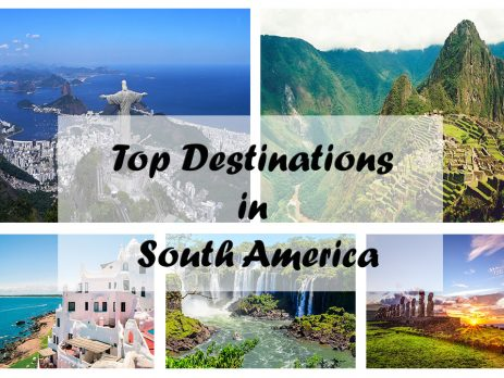 Destination Places in South America