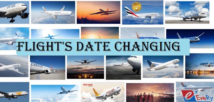 Flight's Date Changing