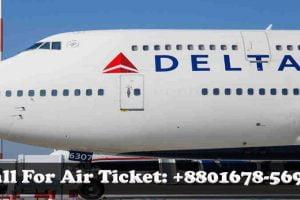 Delta Airways Dhaka Office
