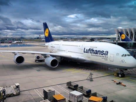 lufthansa airlinemanage booking
