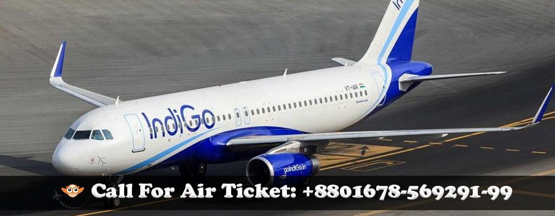 Dhaka Indigo Air Ticket Office