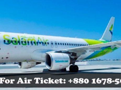 Salam Airways Dhaka