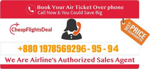 Call Us on Book Air with Airways Office