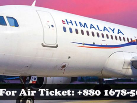 Himalaya Airlines Dhaka Office