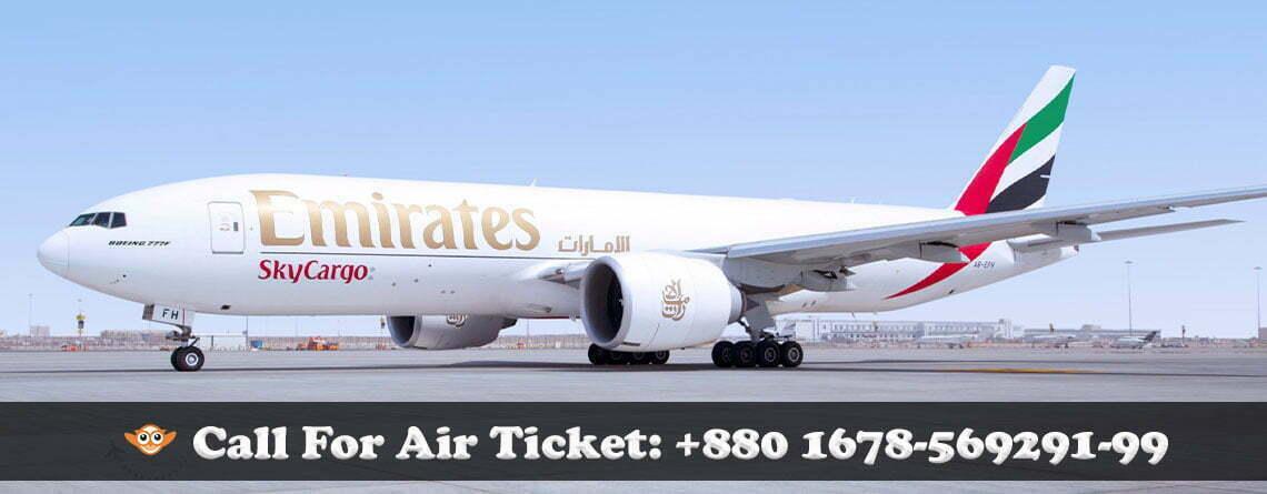 Emirates Cargo Dhaka Office