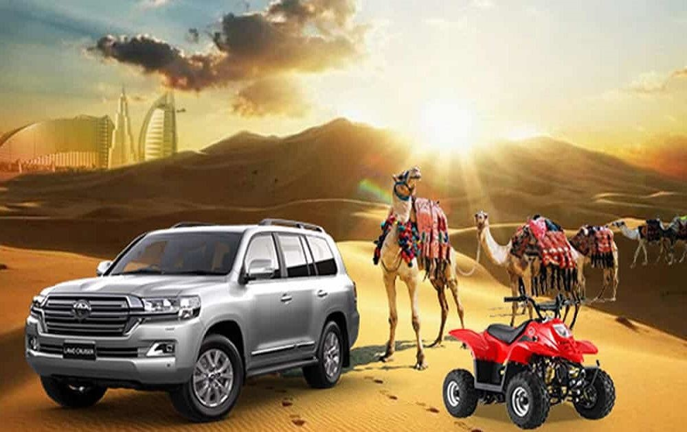 Dubai Desert Safari for Adventure