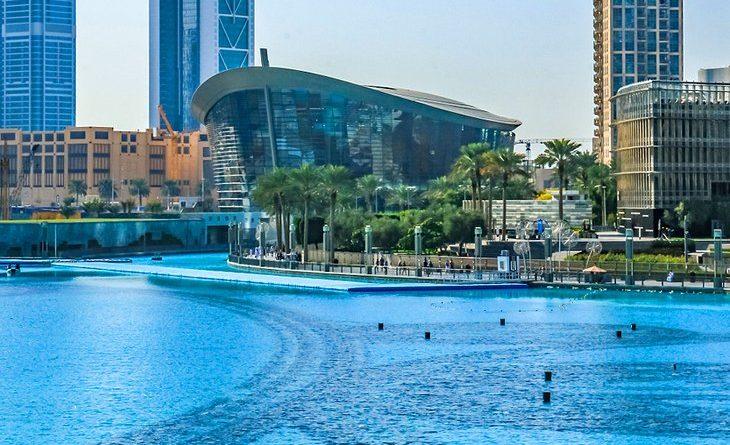 Amazing places to visit in Dubai
