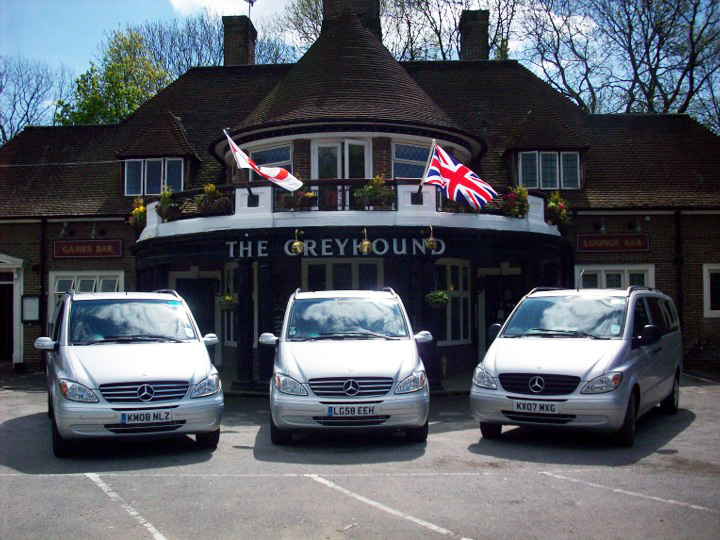 Taxi to Heathrow uk
