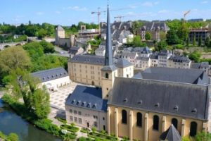 visit in Luxembourg